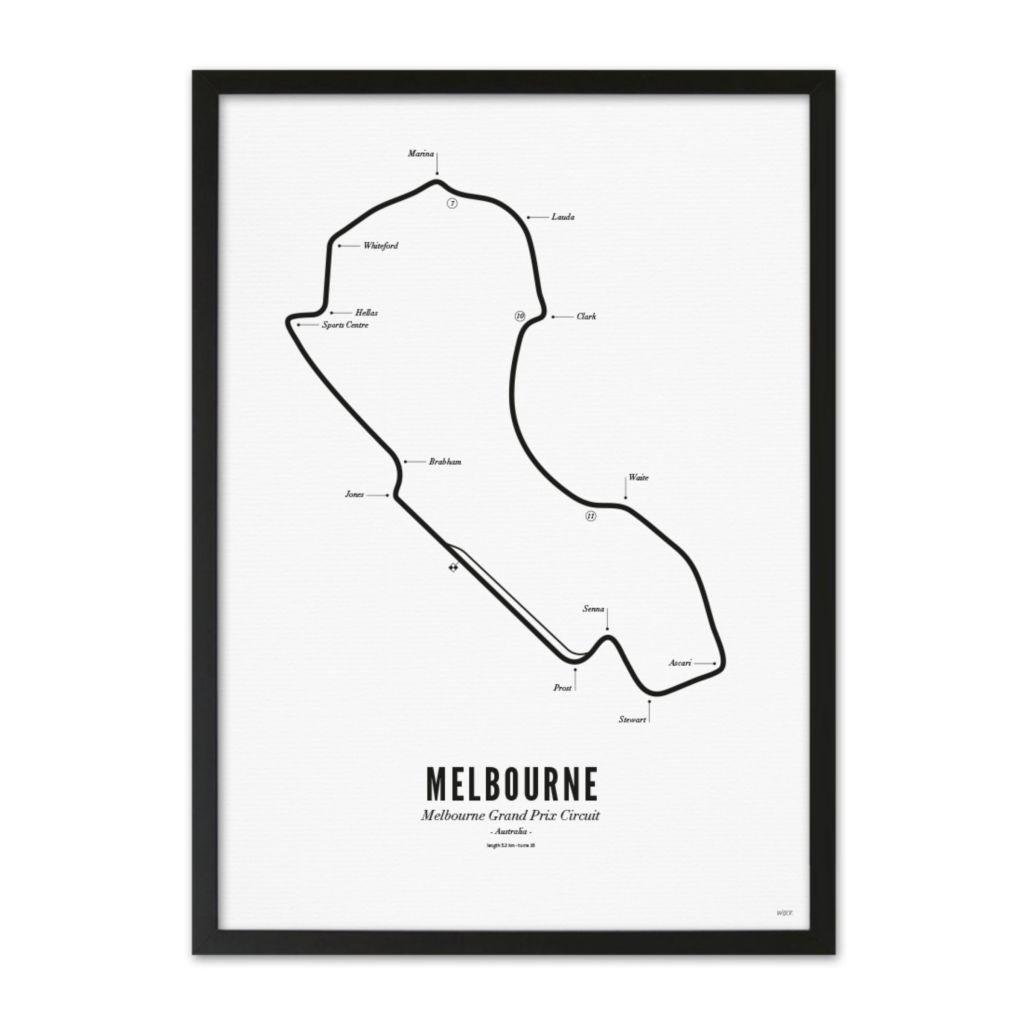 F1_MELBOURNE_WIT_LIJST_ZWART
