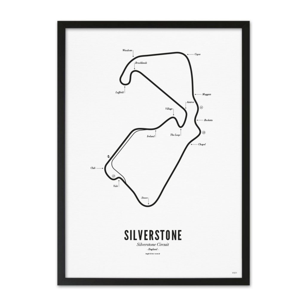 F1_SILVERSTONE_WIT_LIJST_ZWART