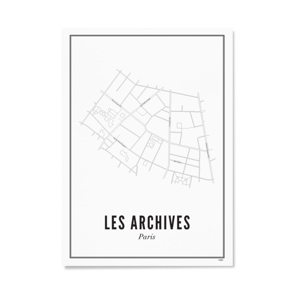 Fra_Par_13_LESARCHIVES_Papier
