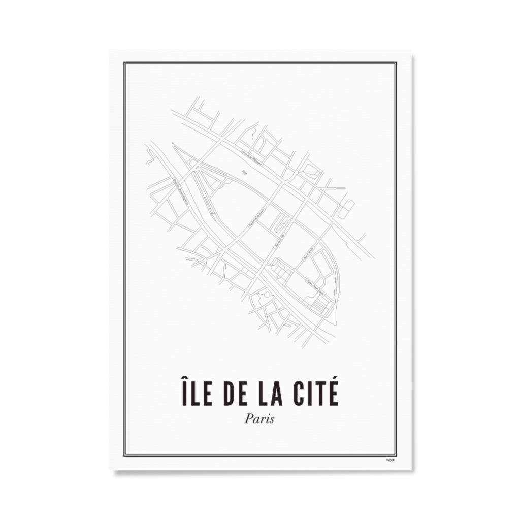 Fra_Par_21_ILE DE A CITE_Papier
