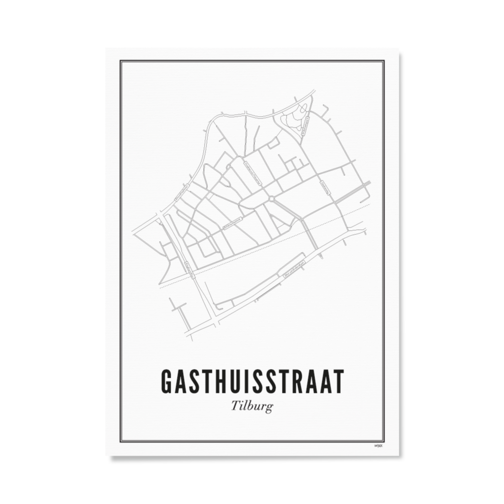 gasthuisstraat papier