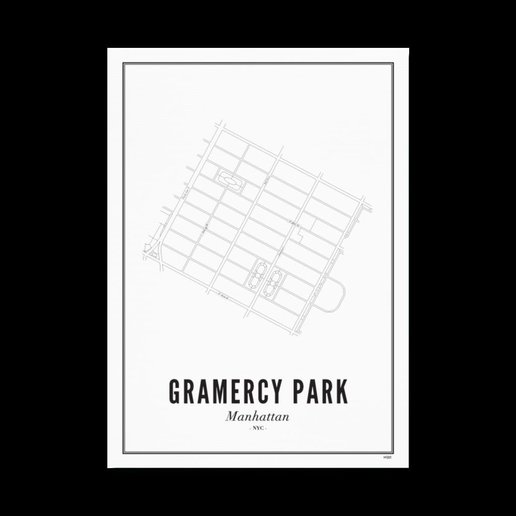 Gramercy Park_Papier