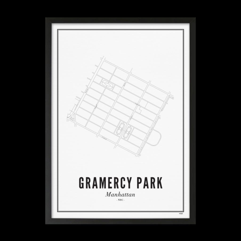 Gramercy Park_Zwart