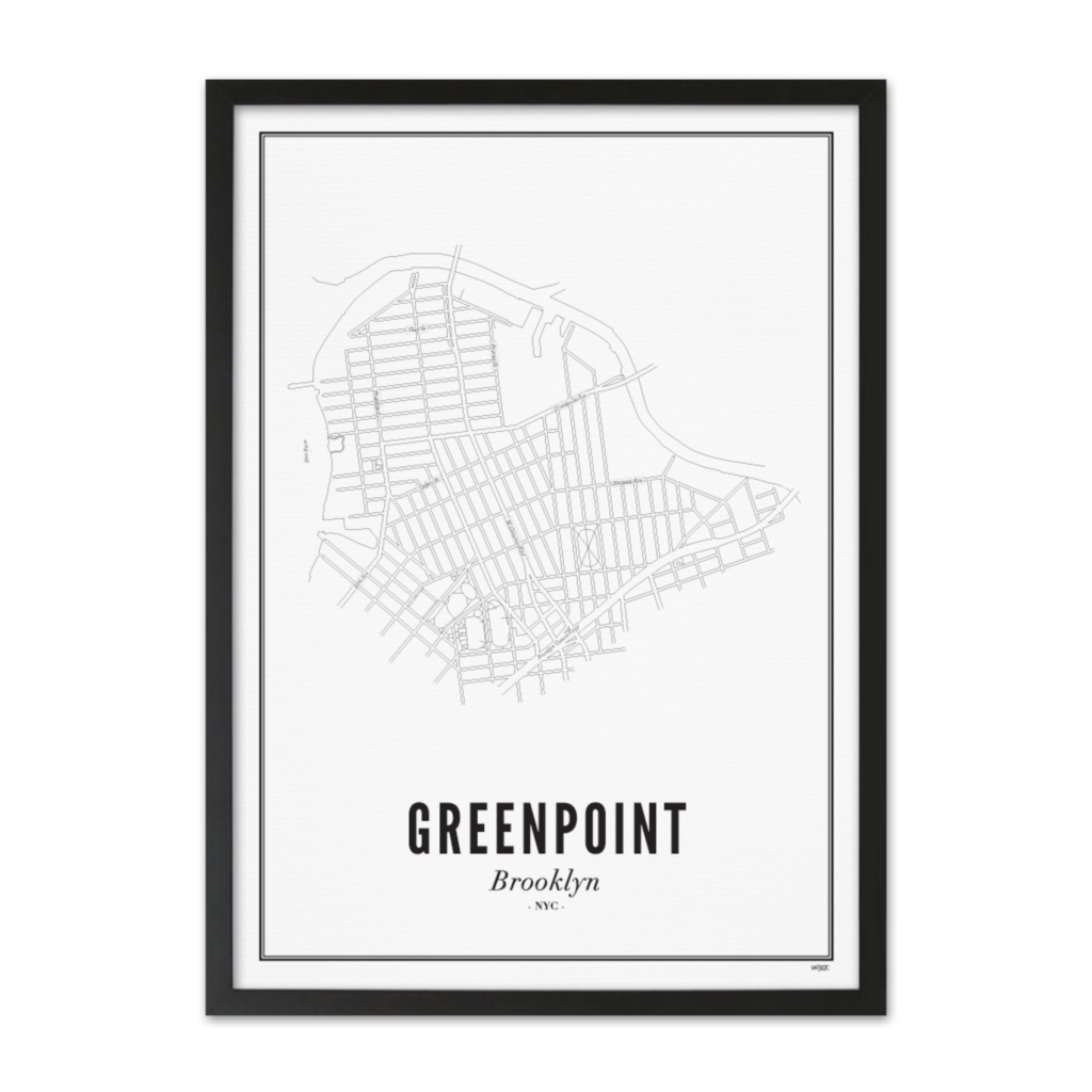 Greenpoint_Zwart