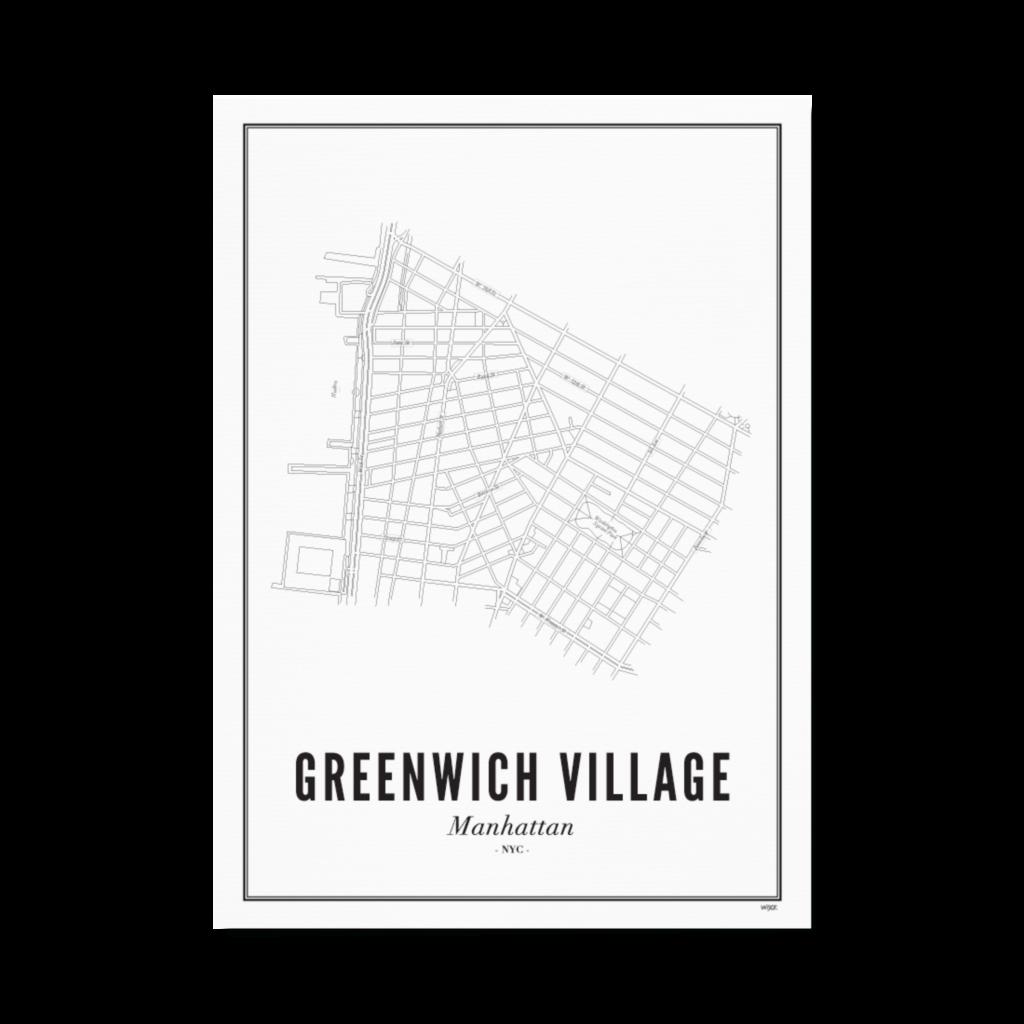 Greenwich Villlage_Papier