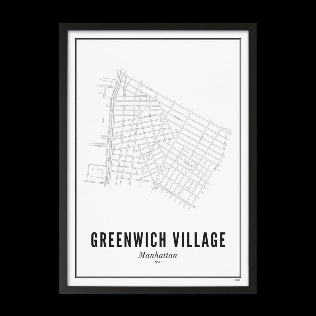 Greenwich Villlage_Zwart