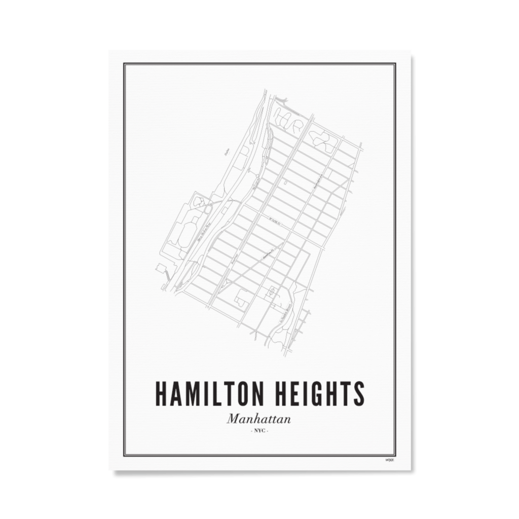 Hamilton Heights_Papier
