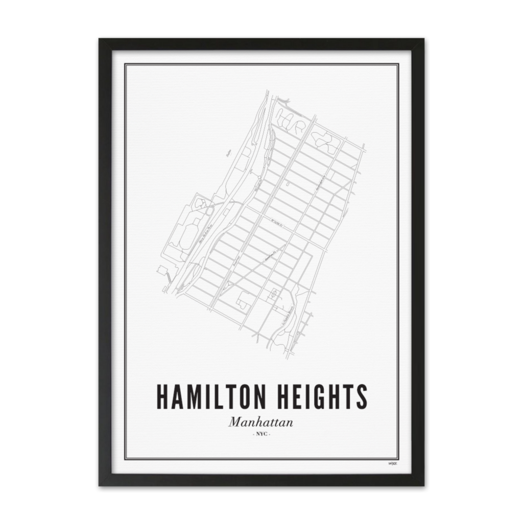 Hamilton Heights_Zwart