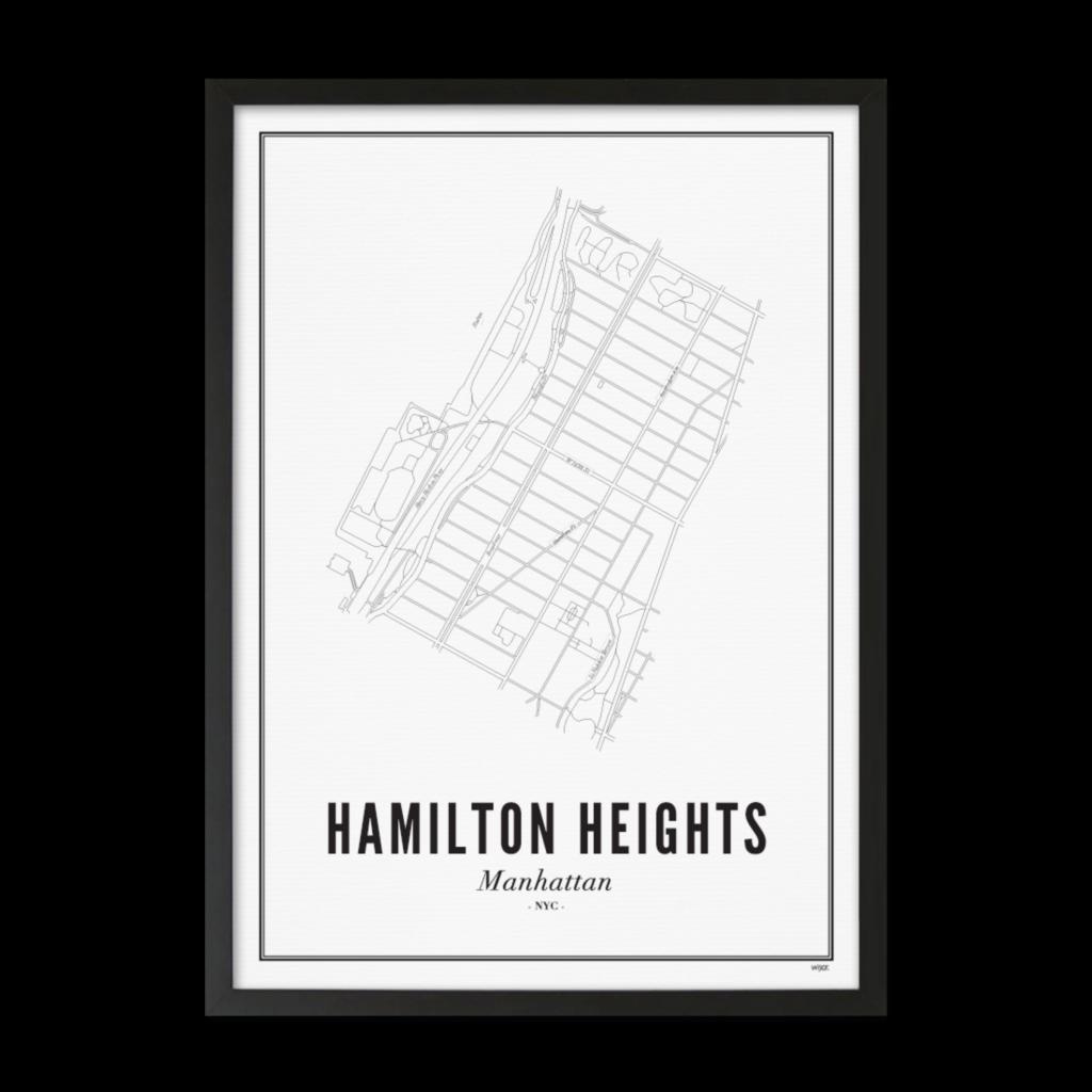 Hamilton Heights_Zwart