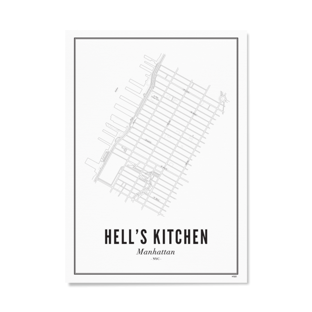 Hell's Kitchen Papier