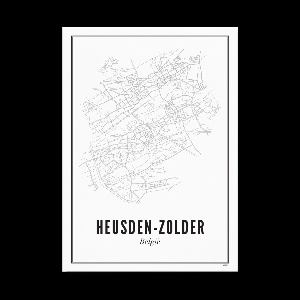 Heusden - Zolder_ Lijst PAPIER