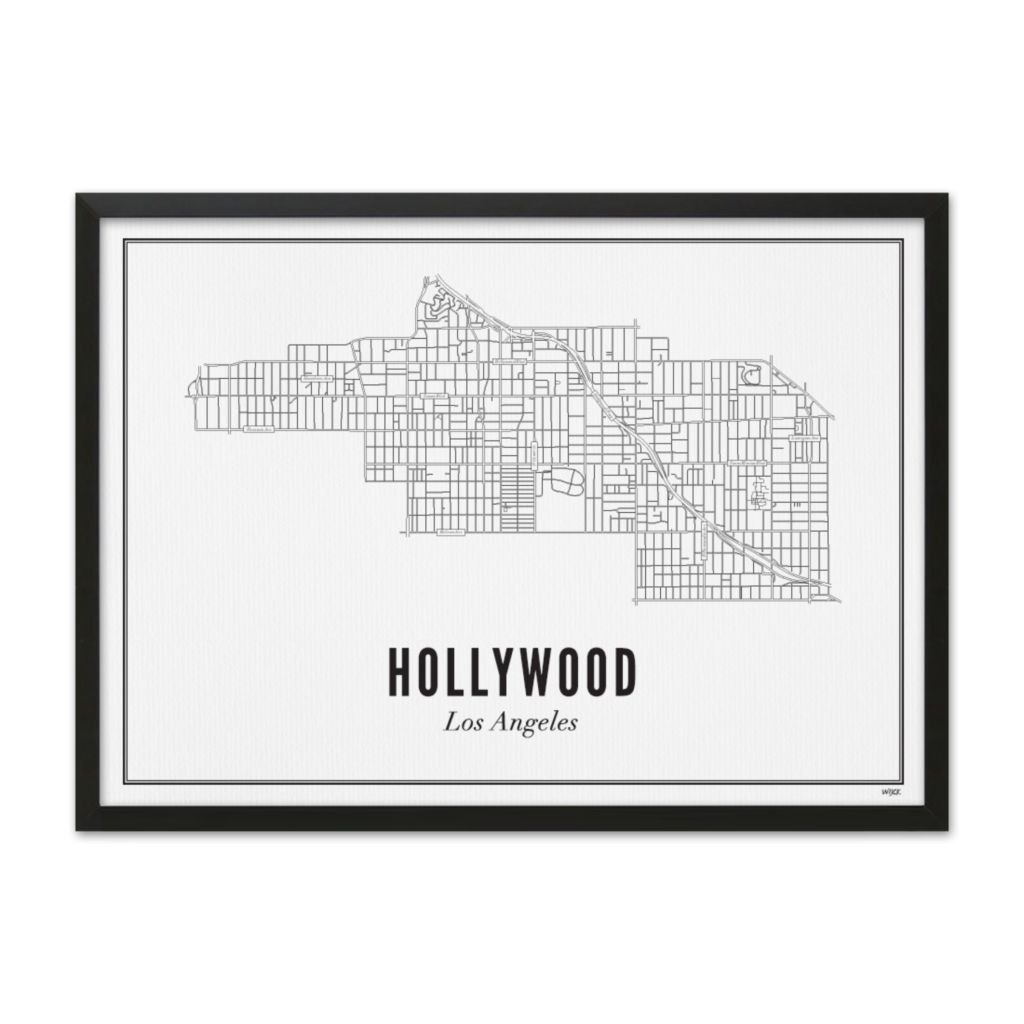 Hollywood lijst