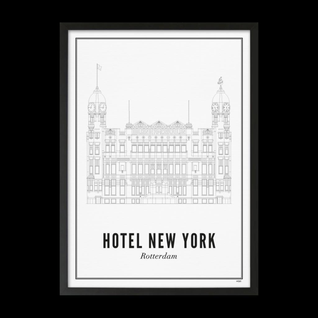Hotel new york_lijst