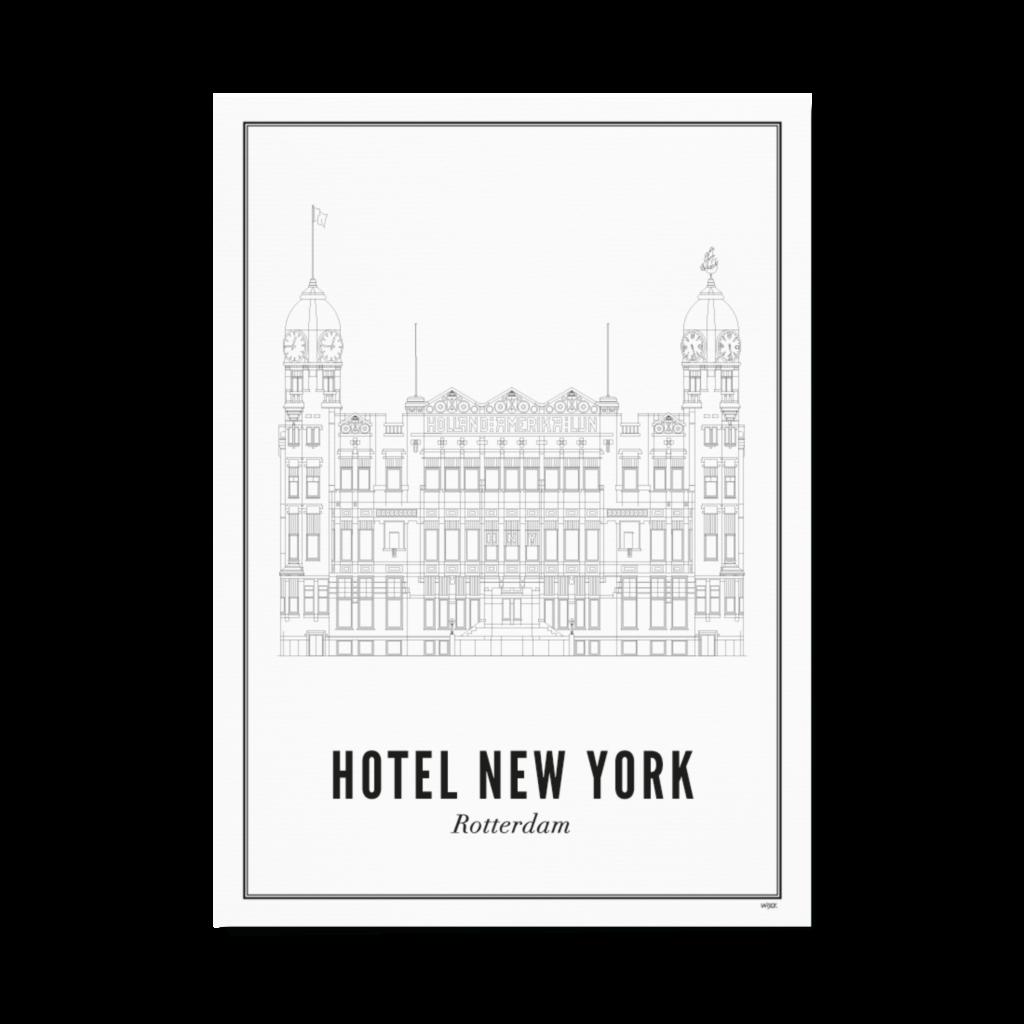 Hotel new york_papier