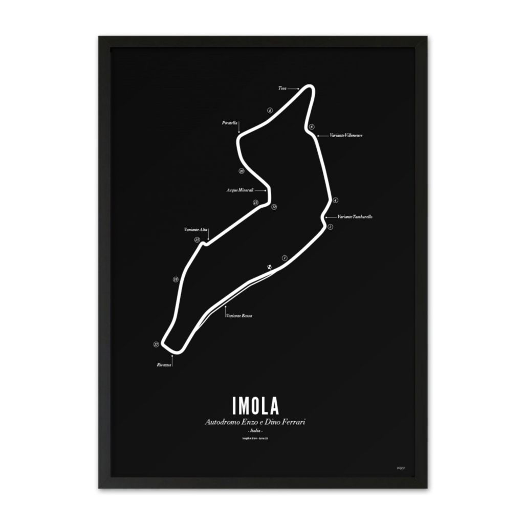 IMOLA_ZWART_MLIJST