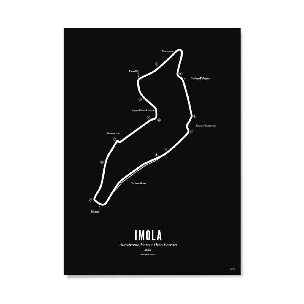 IMOLA_ZWART_ZLIJST