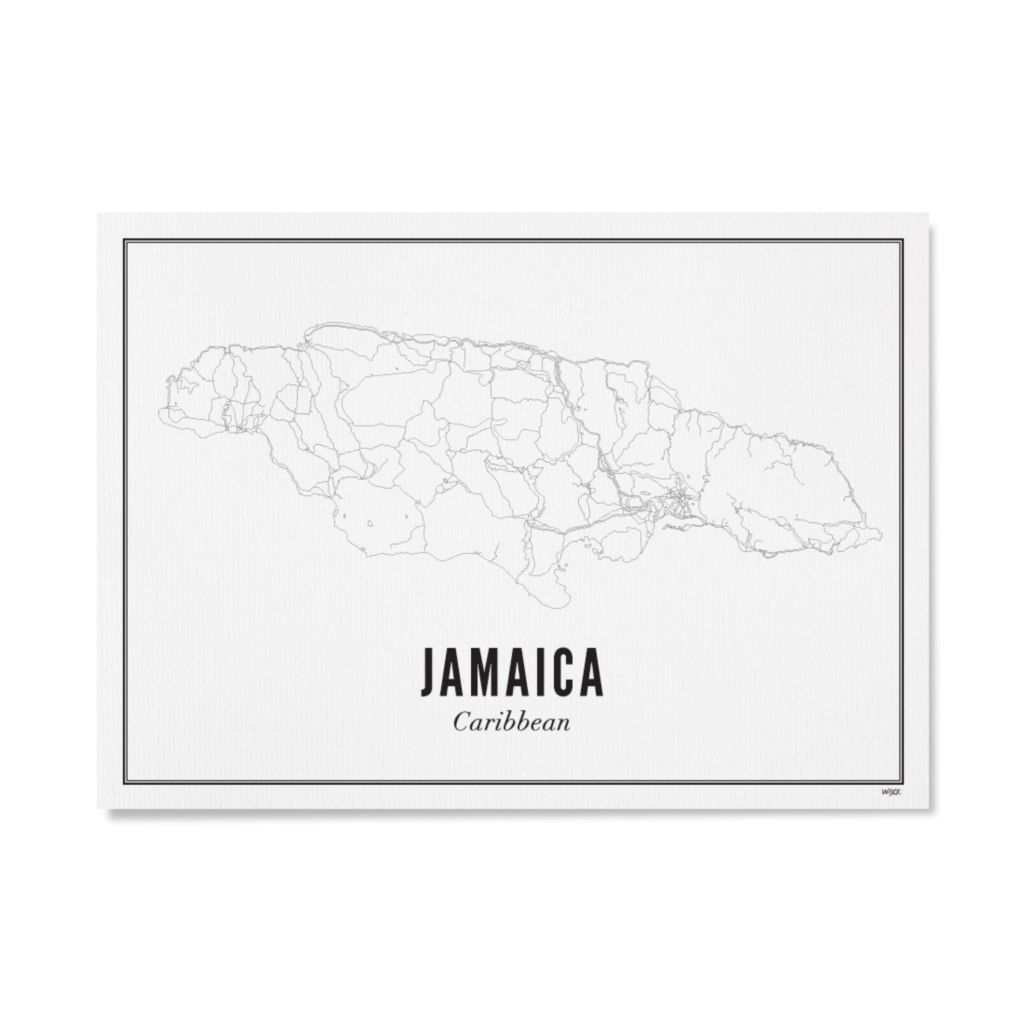 Jamaica-Papier