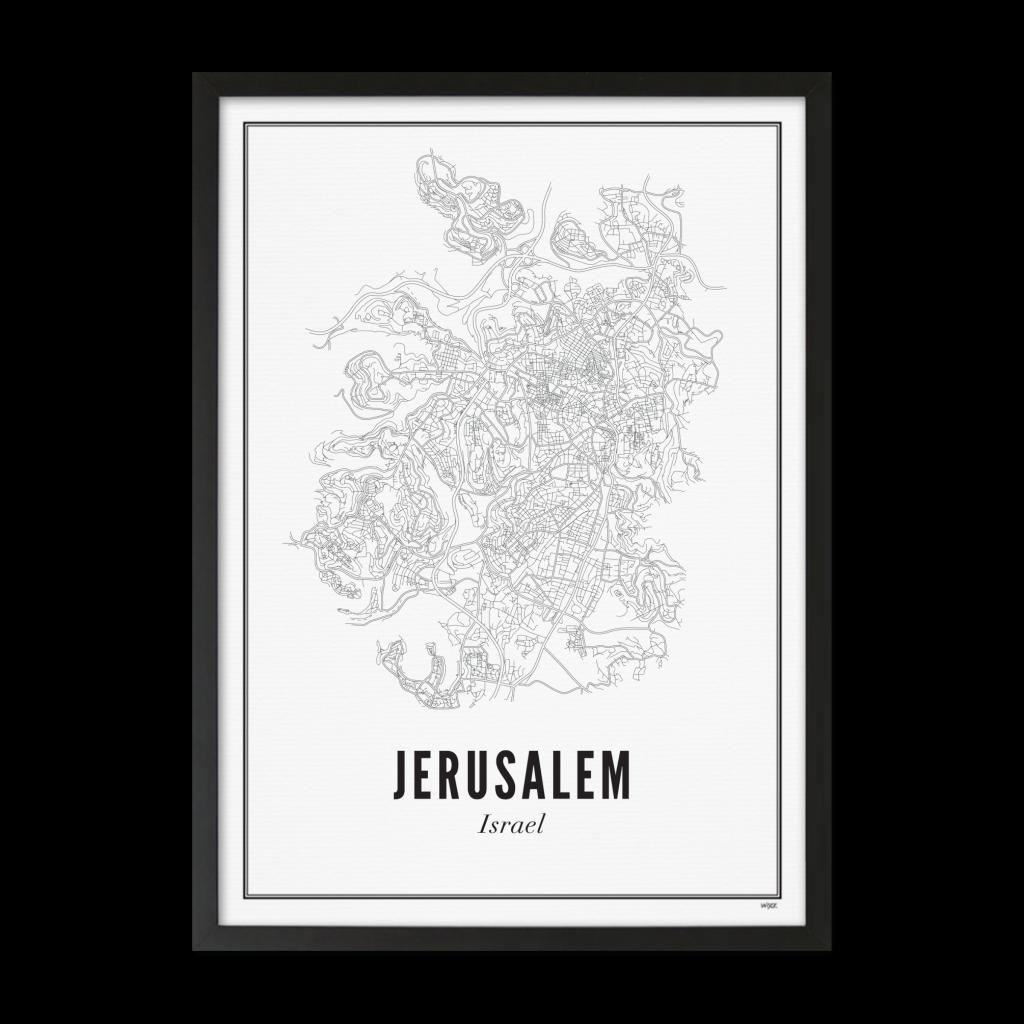Jerusalem Zwarte Lijst