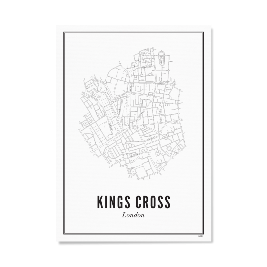 Kings Cross_papier