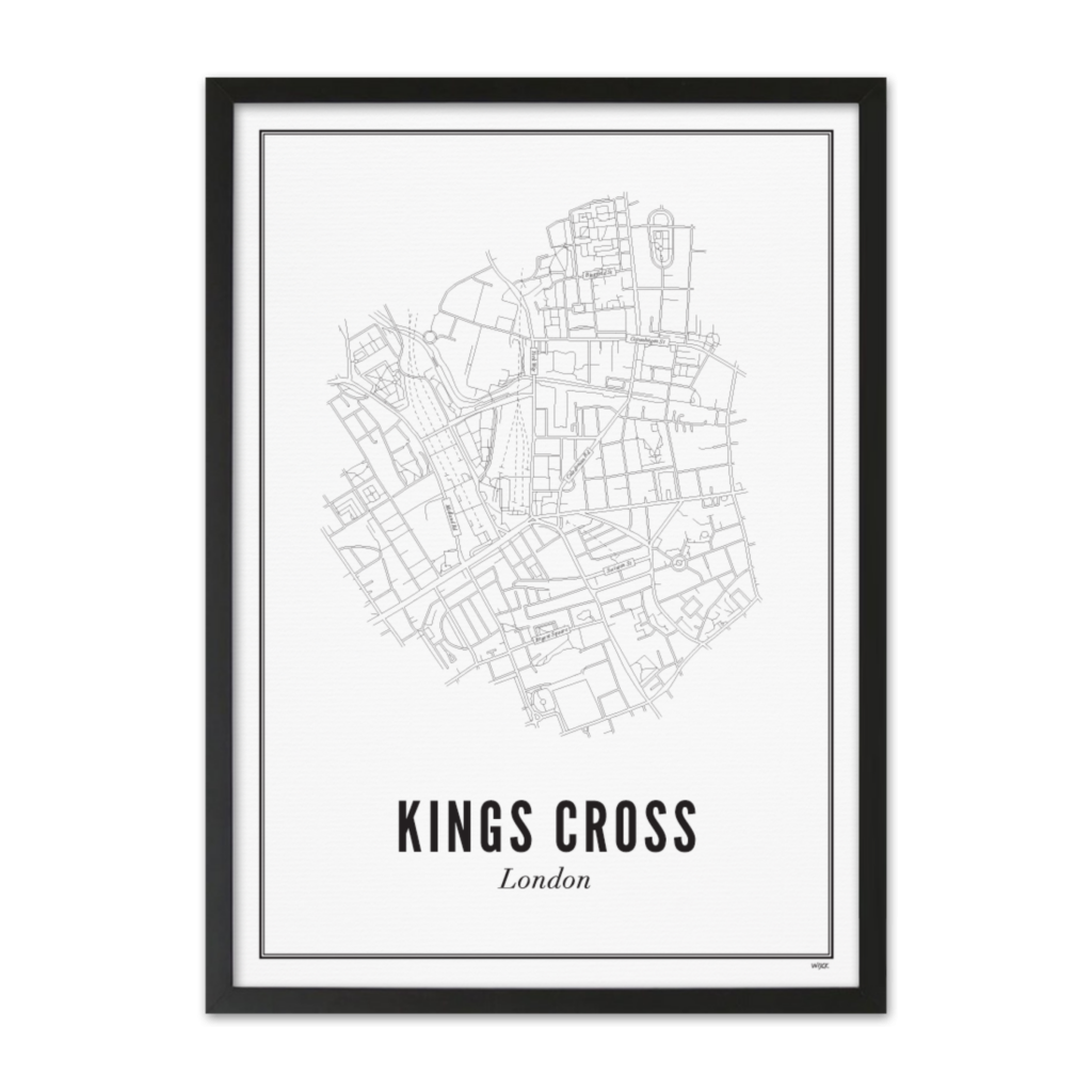 Kings Cross_Zwart