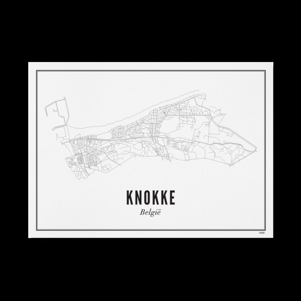 Knokke-papier