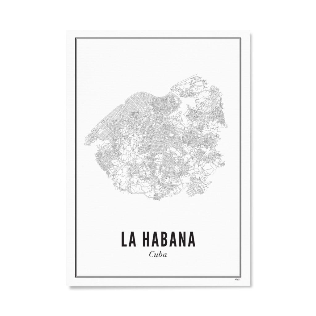 La Habana_papier