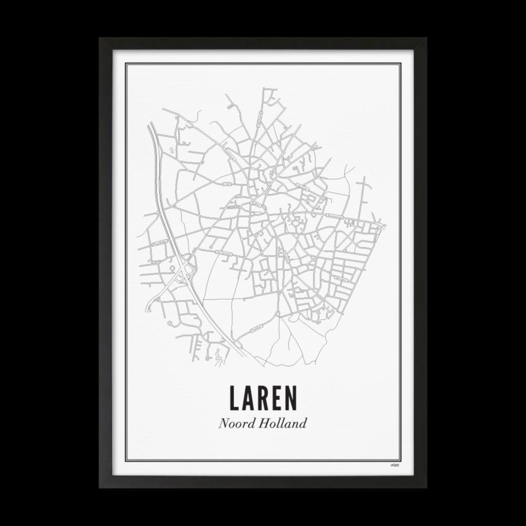 laren lijst