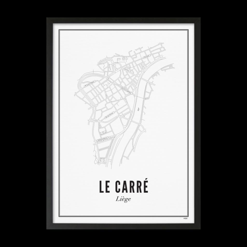 Le Carre_Zwart