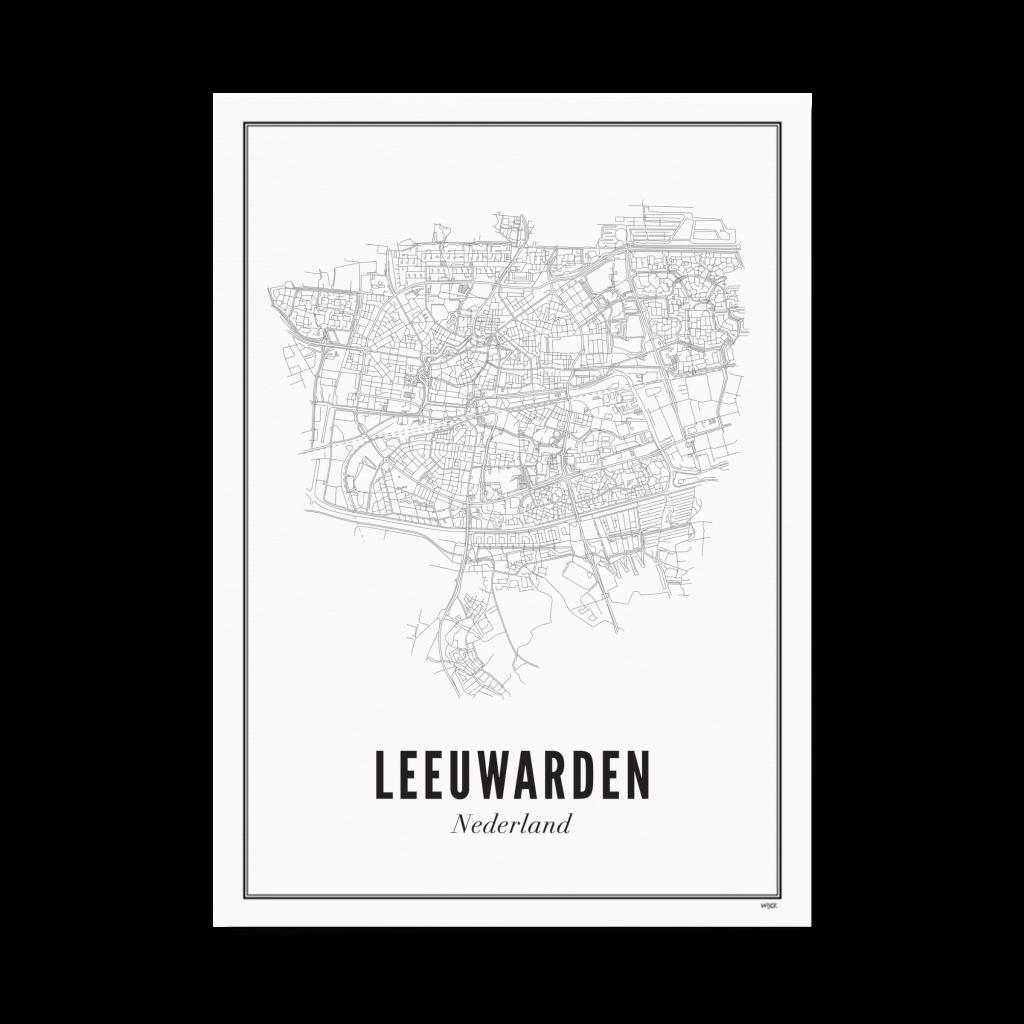 Leewarden_Stad_papier