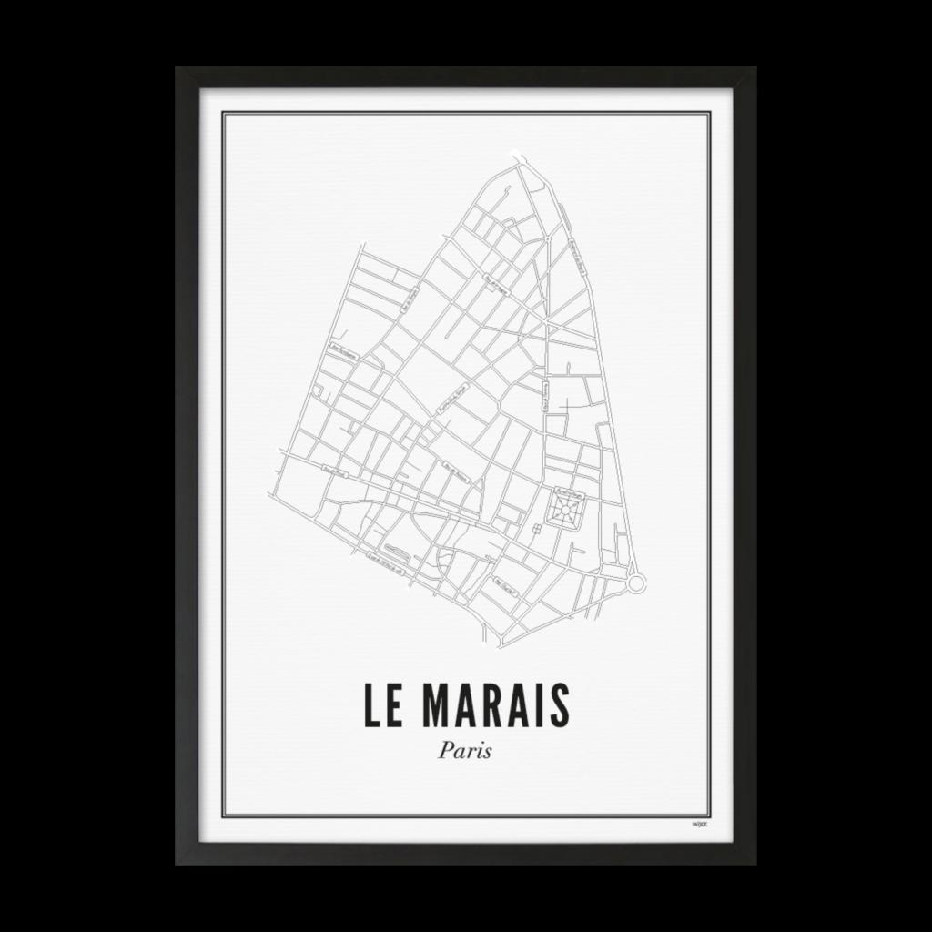LeMarais_Lijst