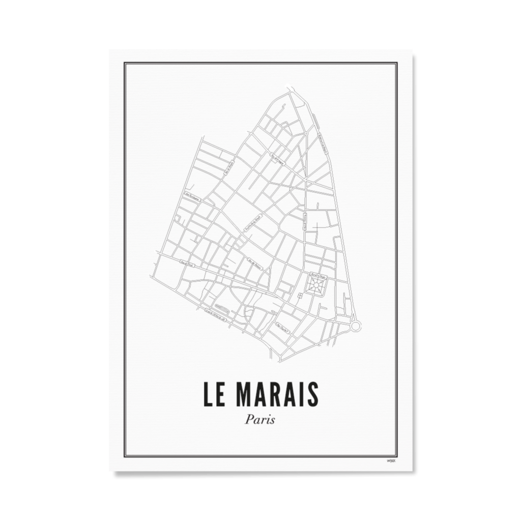 LeMarais_Papier