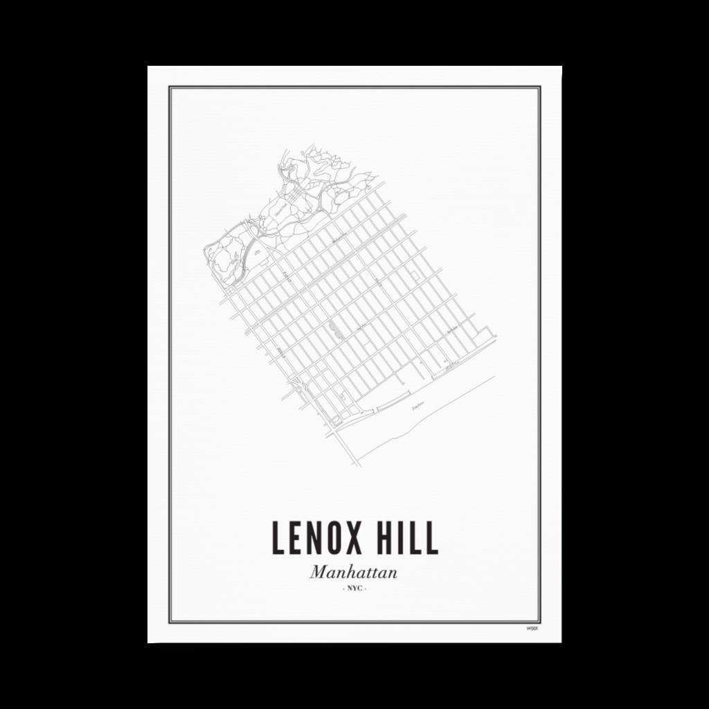Lenox Hill_Papier