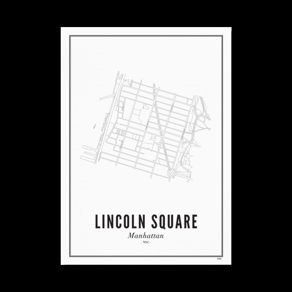 Lincoln Square_Papier