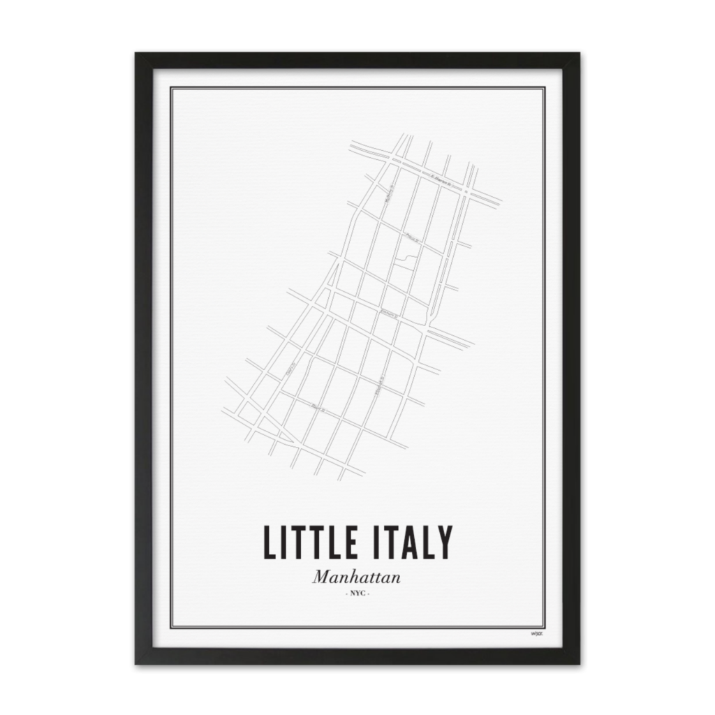 Little Italy_Zwart
