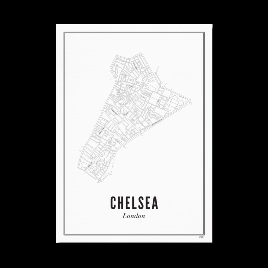London_Chelsea_papier