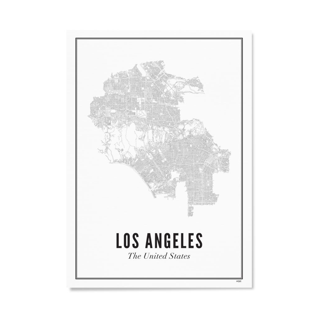 LOS ANGELES_PAPIER