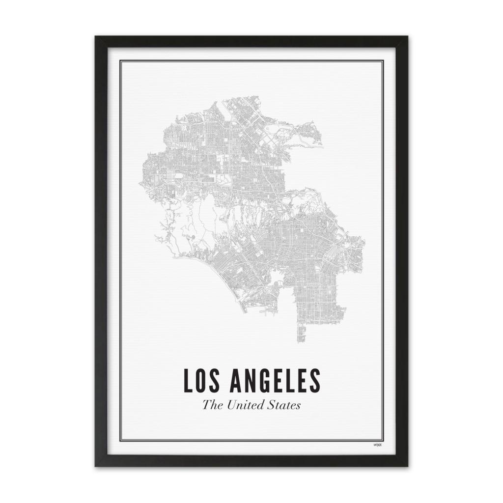 LOS ANGELES_ZWART