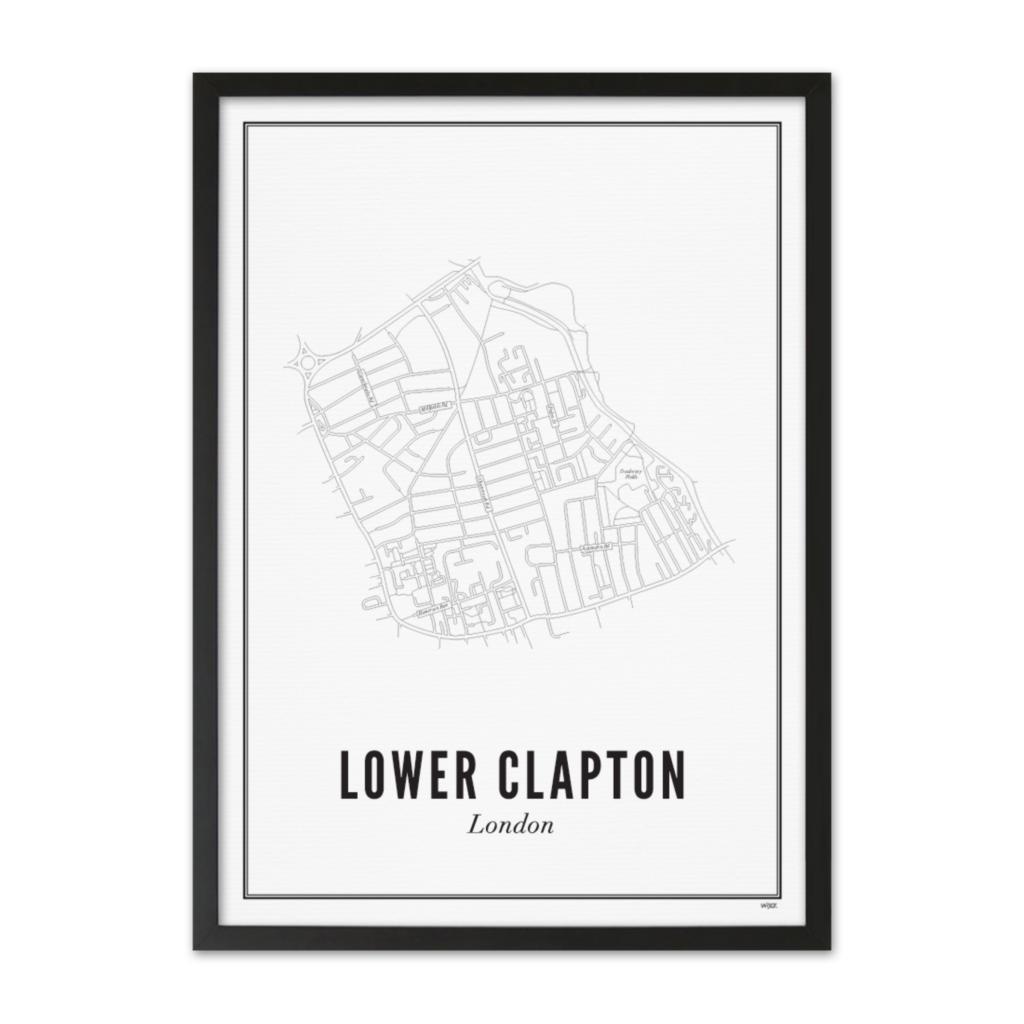 lower clapton_lijst