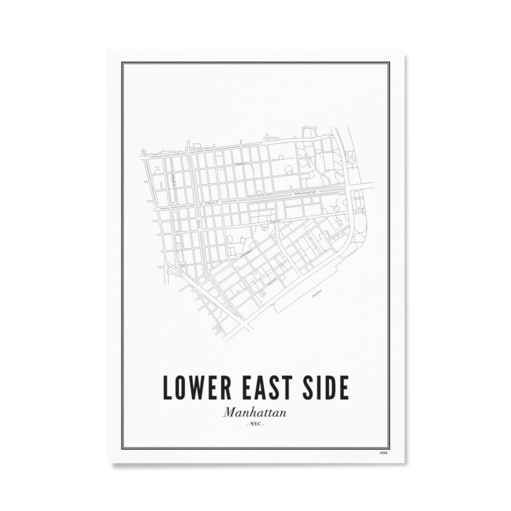 Lower East Side_Papier