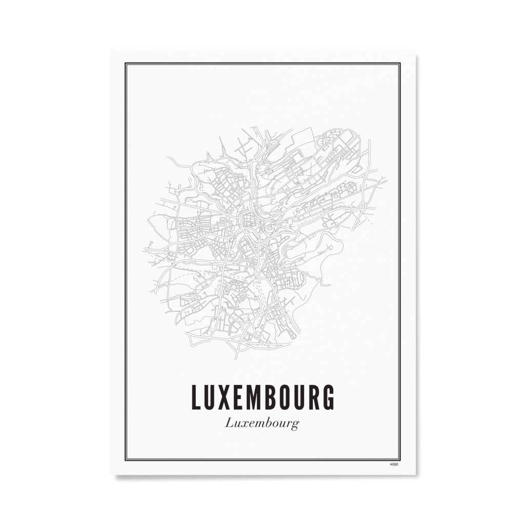 Luxemburg_city_lijst STAAND papier