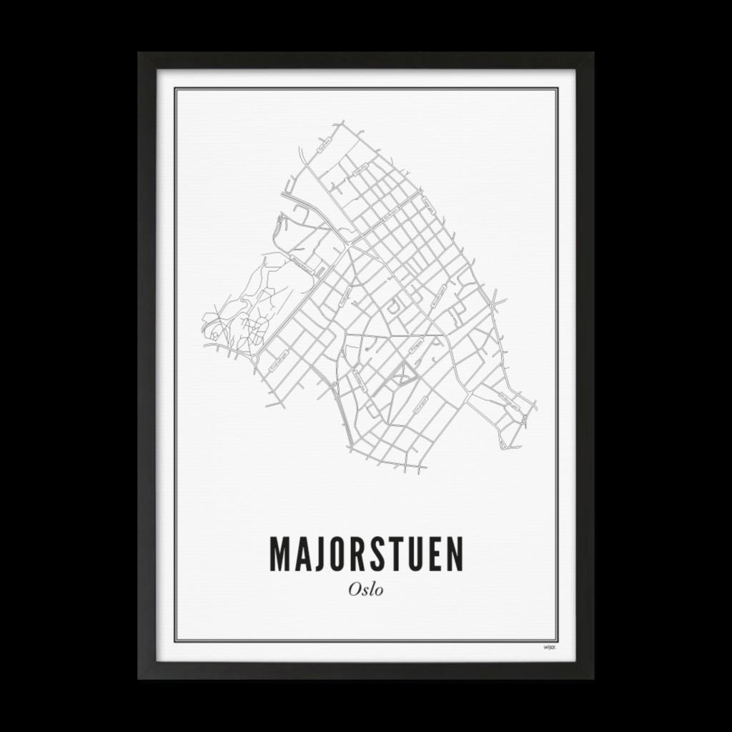 Majorstuen_Lijst