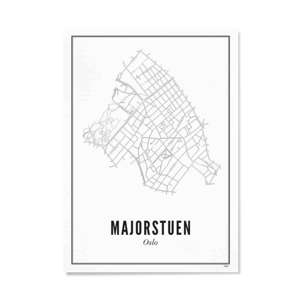 Majorstuen_Papier