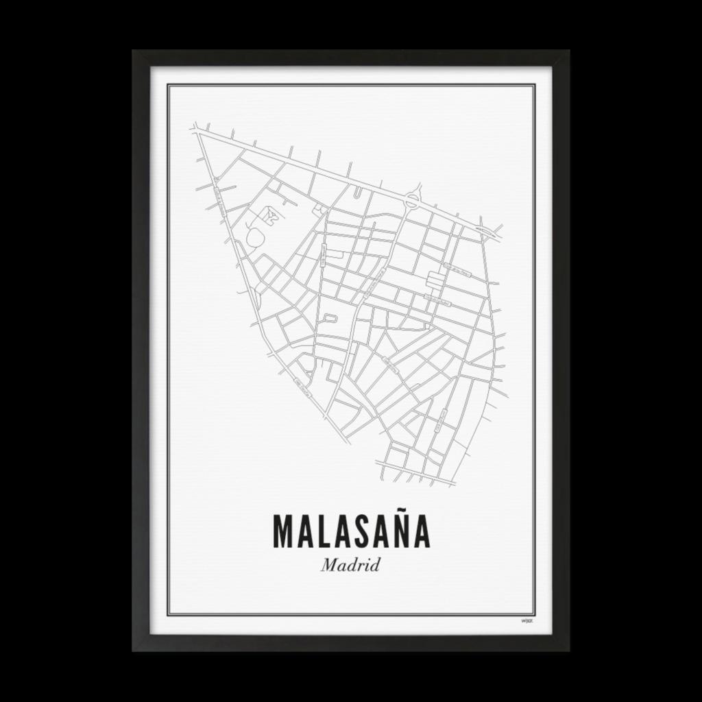 Malasana_Lijst