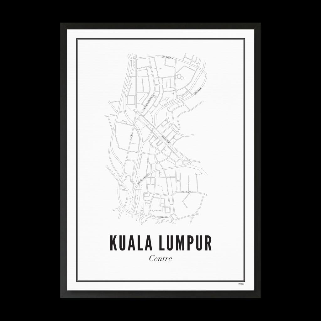 Maleisië_Kuala Lumpur_Centre_ Lijst ZWART