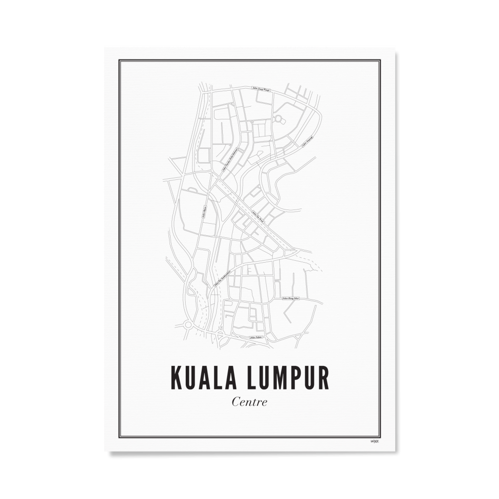 Maleisië_Kuala Lumpur_ Centre_ STAAND PAPIER