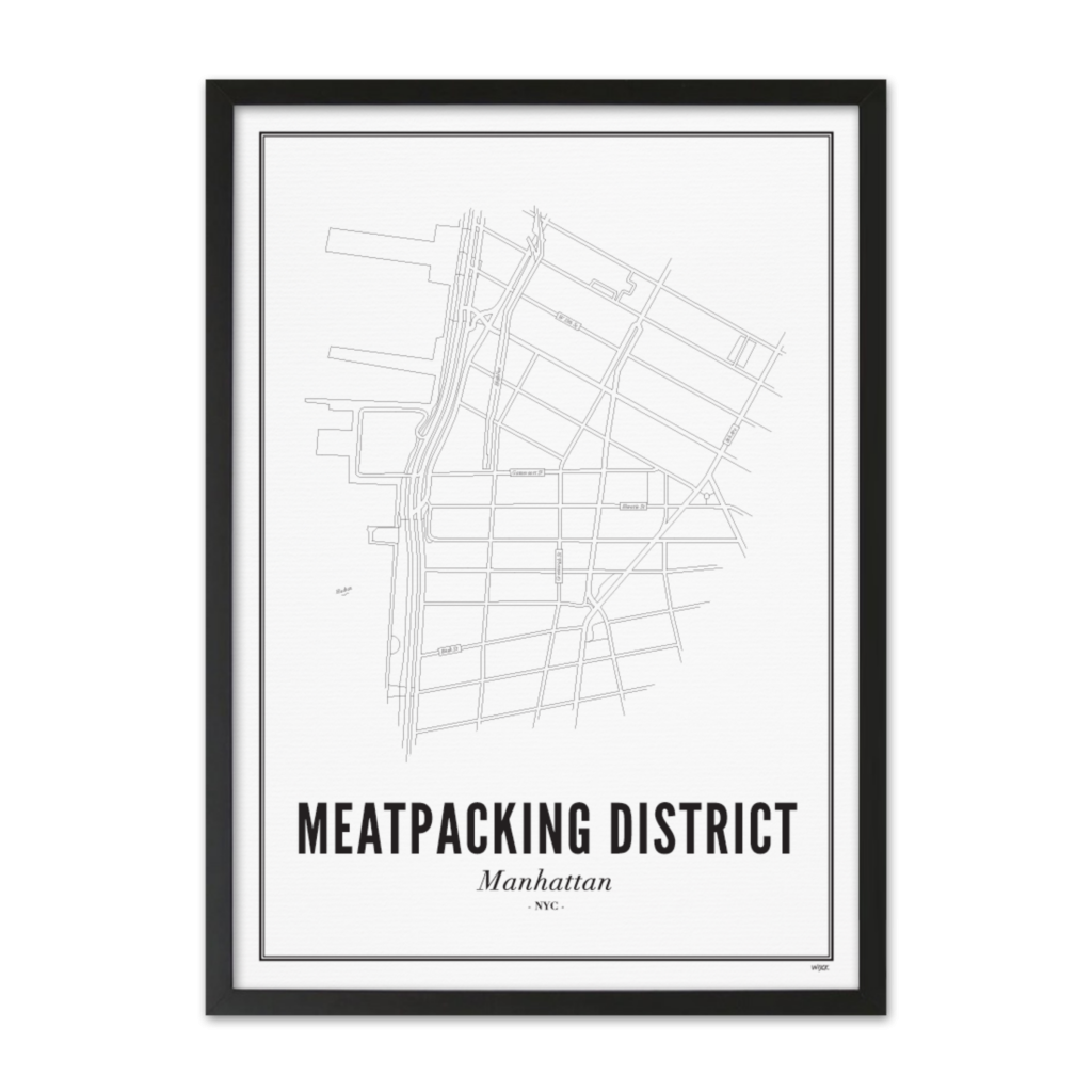 Meatpacking_zwart