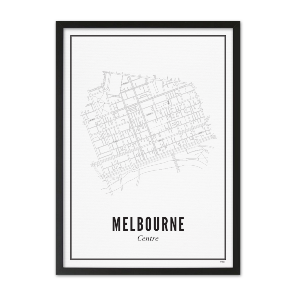 Melbourne_Centrum_Lijst
