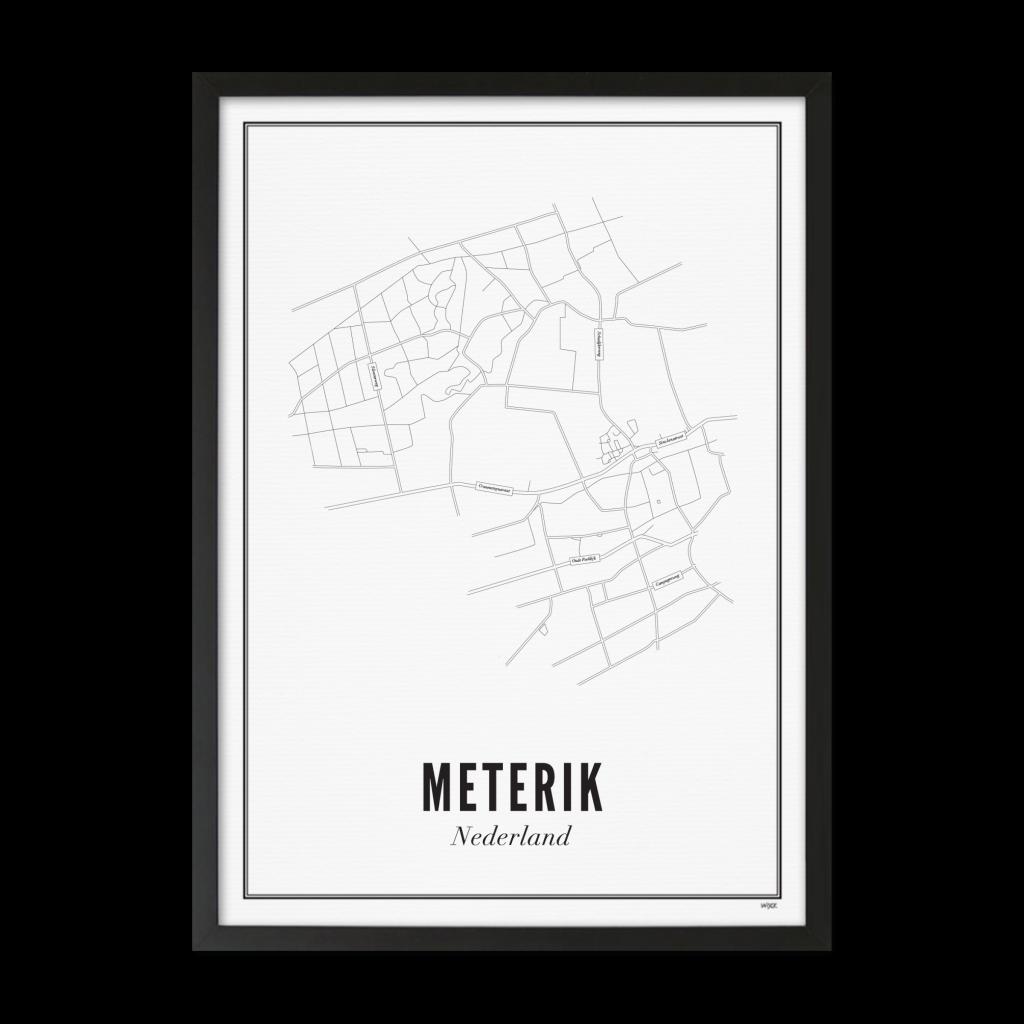 meterik lijst