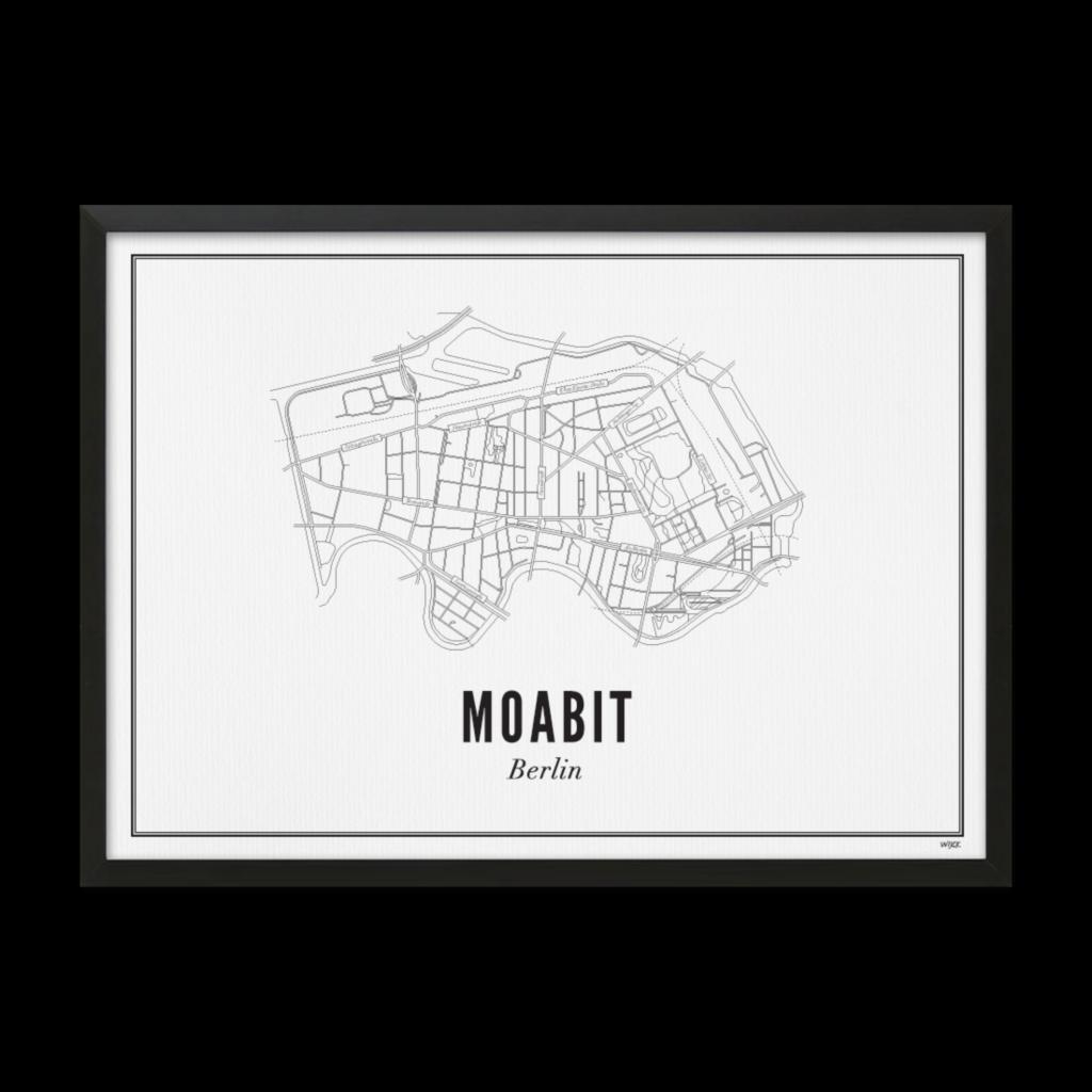 Moabit lijst