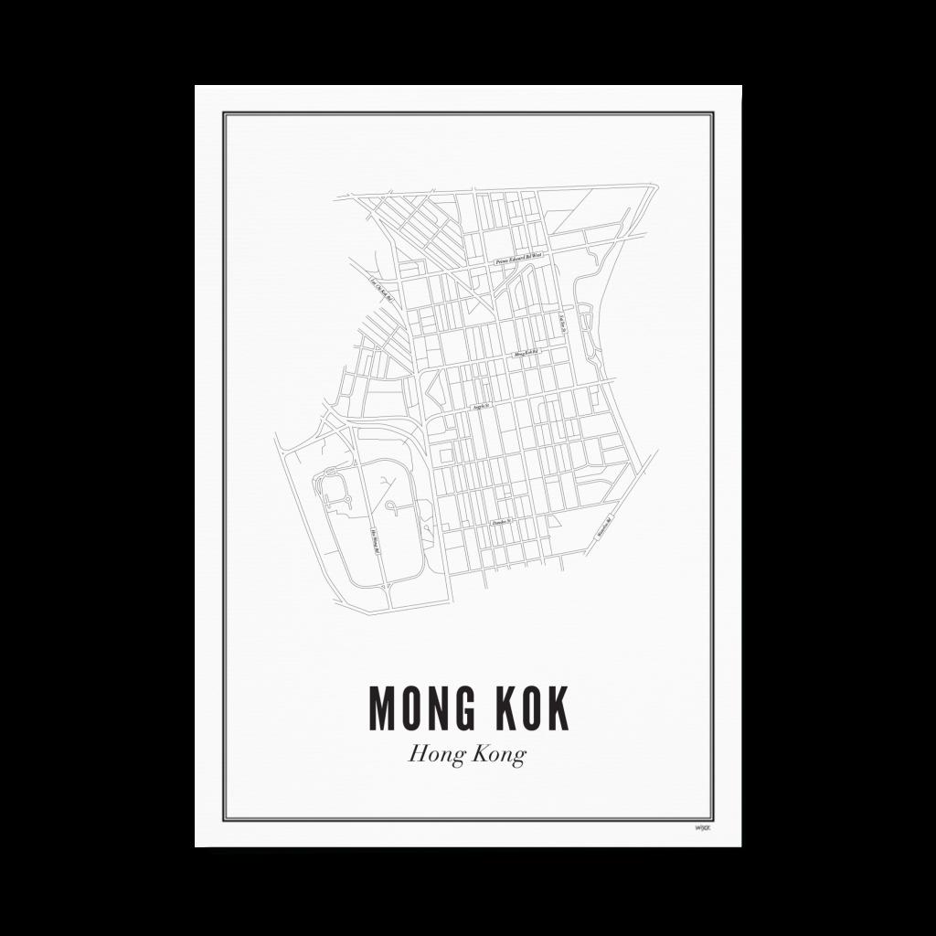 MONG KOK PAPIER WIT